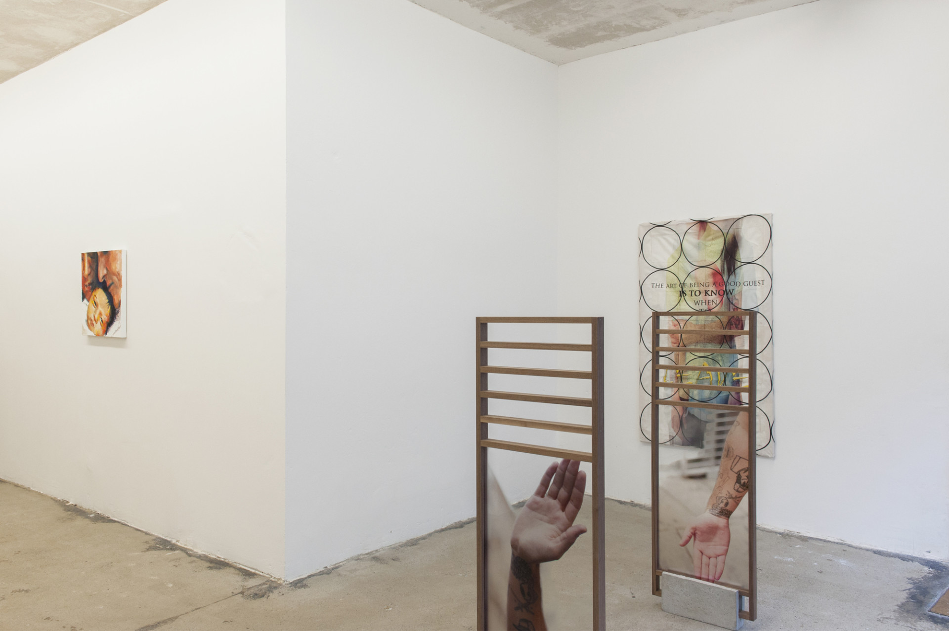 lucashirsch.com Philipp Timischl, Aude Pariset, Nolan Simon – You Never Actually Own Anything
